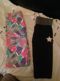 Girls new tights leggings size small very warm.red Frazier brand