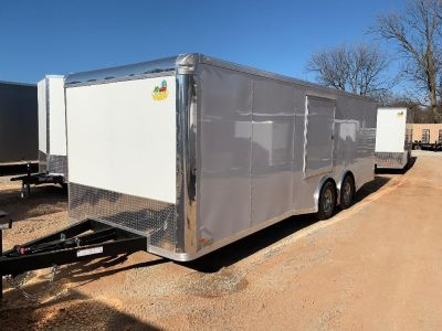2019 COVERED WAGON ENCLOSED CAR HAULER
