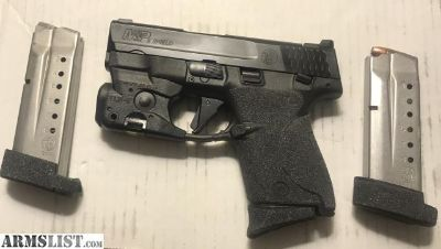 For Sale/Trade: Shield 9mm with lots of extras