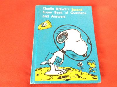 Charlie Brown s 2nd Super Book of Questions and Answers