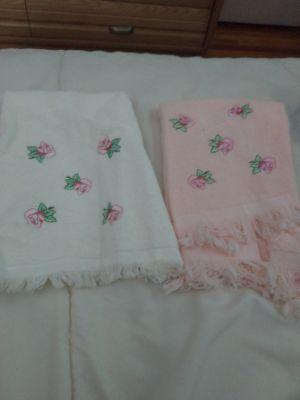 Fingertip towels