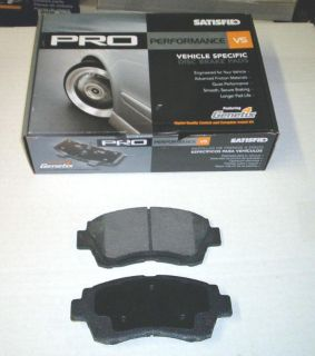 Sell Infiniti Q 45 front brake pads 1990-1990 motorcycle in Peekskill, NY, US, for US $18.95