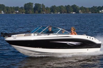 2013 Chaparral 19 Ski & Fish H2O Ski & Fish Boats Gulfport, MS