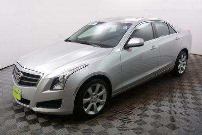 2014 Cadillac ATS 2.0T (Radiant Silver Metallic)