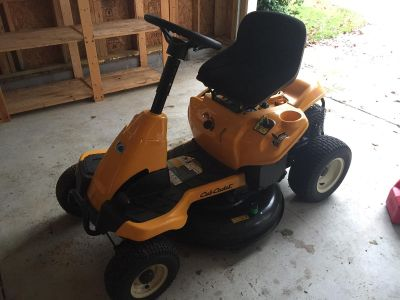 2016 Cub Cadet Riding Mower, Excellent Condition
