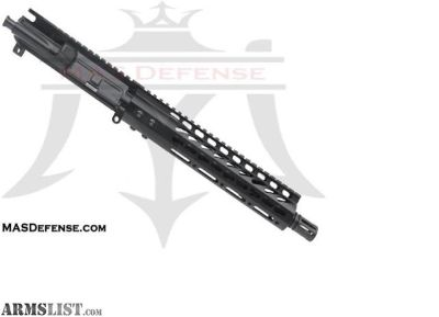 "For Sale: MAS Defense10.5"" 5.56 / .223 BARRELED UPPER - GTLKM 10"" KEYMOD 5.56, .223 WYLDE, AR15 AR 15 AR-15"