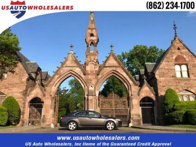 2010 Acura TSX Base w/Tech (Palladium Metallic)