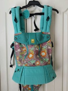 L LL baby The COMPLETE All Seasons SIX-Position,Carrier