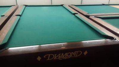 Diamond Pool tables