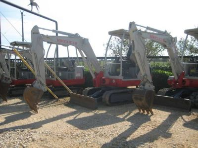Takeuchi 125 Mini Excavator For SALE or RENT