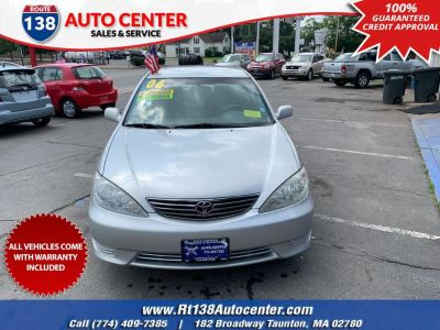 2006 Toyota Camry Standard (SILVER)