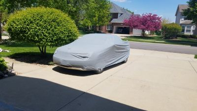 16 Ft Car/SUV Cover by Budge