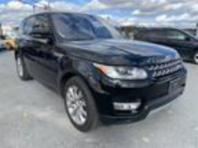Used 2014 LAND ROVER RANGE ROVER SPORT For Sale