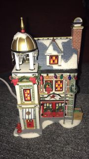 The Christmas story the firehouse department 56