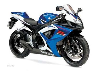 2007 Suzuki GSX-R750 SuperSport Motorcycles Oakdale, NY