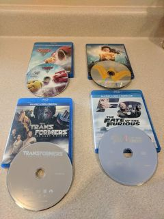 New (DVD) Movies for sale NOT BLU RAY-