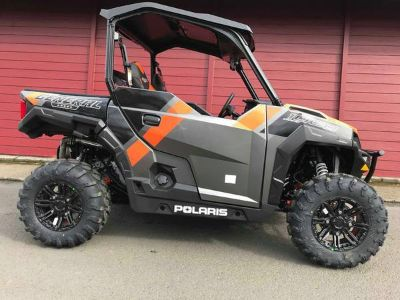 2018 Polaris General 1000 EPS Deluxe Side x Side Utility Vehicles Tualatin, OR