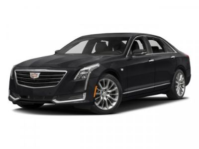 2016 Cadillac CT6 Sedan AWD (Black Raven)
