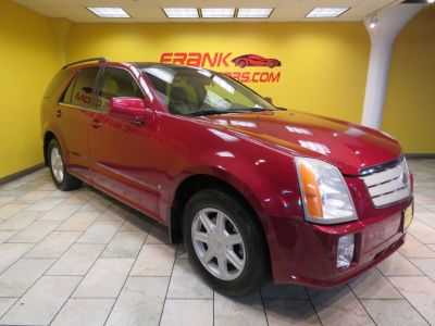 2006 Cadillac SRX Base (Infrared)