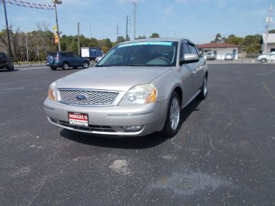 2007 Ford Five Hundred SEL (Silver)