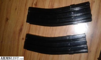 For Sale/Trade: 2 40 round mako ar mags