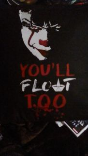 It pennywise 2017 pillow you'll float too