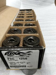 new PAC-1250 Racing 1200 Series Valve Springs