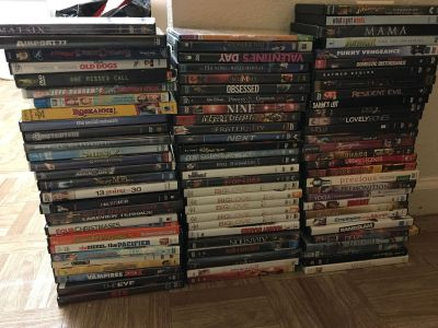 DVDS Movies for Sale