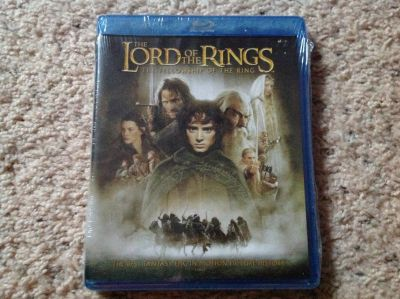 Lord of the Rings BluRay