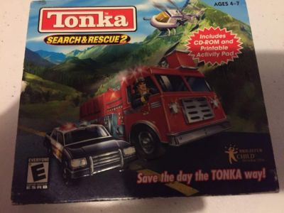 Free Search & Rescue computer game