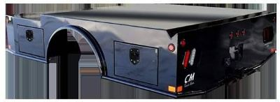 2017 Cm Truck Bed Wd