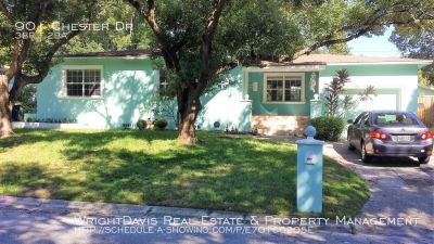 Vintage and charming 3/2 home located in historic Sirmon Heights!!