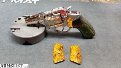 For Sale: Ruger Sp101 High Polish & Trigger Job, Sight, Grips