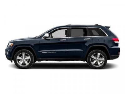2016 Jeep Grand Cherokee Limited (True Blue Pearlcoat)