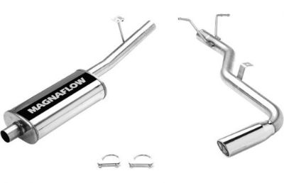 Buy Magnaflow Cat Back Exhaust System 02-04 XTerra 3.3L VG33ER V6 15867 motorcycle in Sanford, Florida, United States, for US $632.94