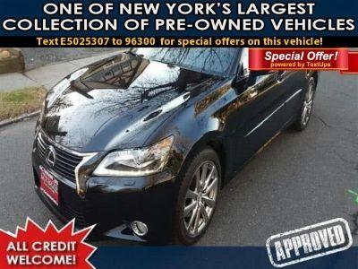 2014 Lexus GS 350 Base (Black)
