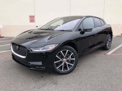 2019 Jaguar I-Pace First Edition (SANTORINI BLACK)