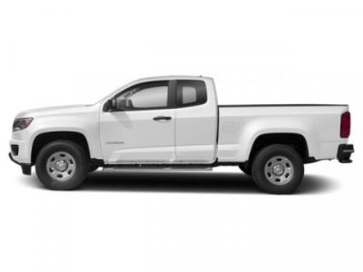 2019 Chevrolet Colorado 4WD Work Truck (Summit White)