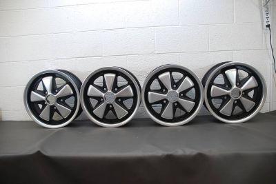 Porsche Fuchs Wheels
