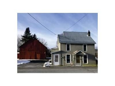 3 Bed 1 Bath Foreclosure Property in Sherburne, NY 13460 - State Highway 12