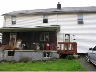 4 Bed 1.5 Bath Foreclosure Property in Scranton, PA 18508 - Seneca St