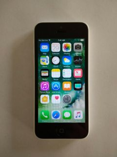 APPLE IPHONE 5C CELL PHONE