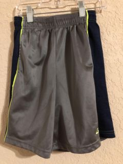 Champion Brand Grey Sports- Gym- Active Shorts. Nice Condition. Size 6-7