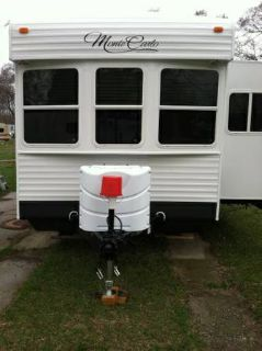 2013 36 ft 2 slideout travel trailer must sell right away