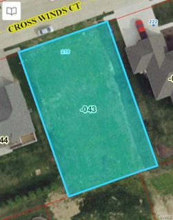 218 Crosswinds Court Waterloo, Gorgeous .28 acre lot