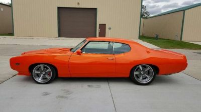 1969 Pontiac Jim Wagner GTO Judge Prototype