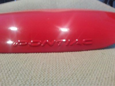 Sell 1999 PONTIAC FIREBIRD headlight lid cover OEM drivers SIDE motorcycle in Milwaukee, Wisconsin, US, for US $0.99