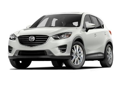 2016 Mazda CX-5 Sport (2016.5) w/ Alloy Wheels (CRYSTAL WHITE PEARL MICA)