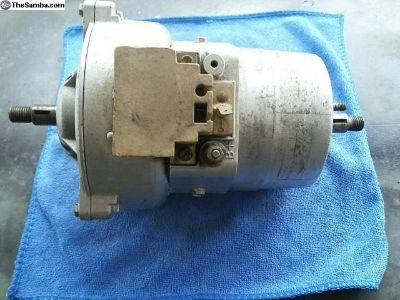 Alternator, internal regulator, tested 13.5 volts