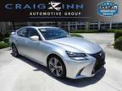 used 2016 Lexus GS for sale.
